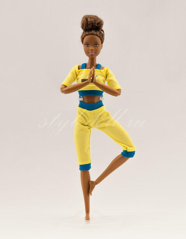фитнес Барби