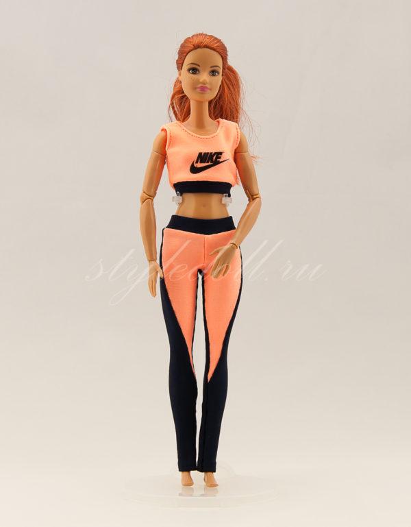 костюм фитнес Барби