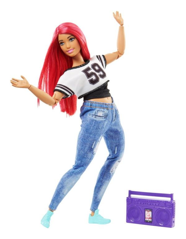 Барби-танцовщица