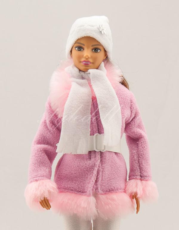 шапочка для Барби