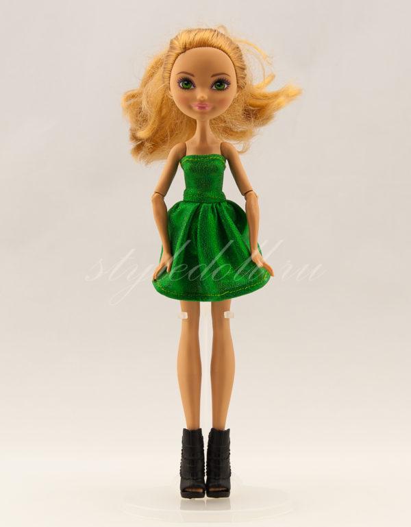 платье кукольное