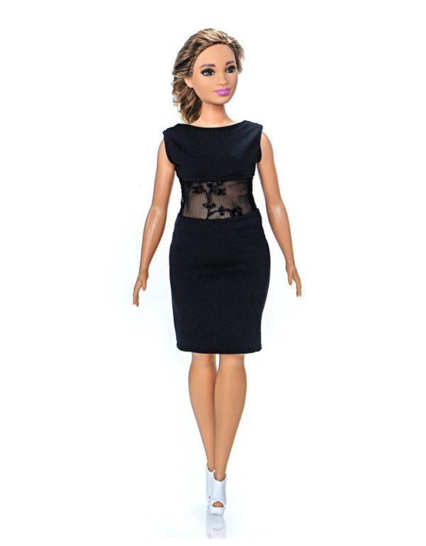 платье для Барби-fashionistas