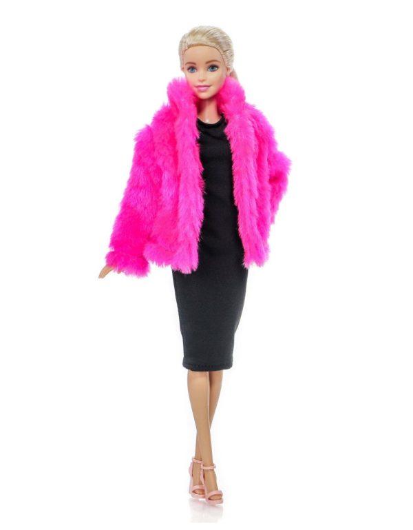 coat for Barbie