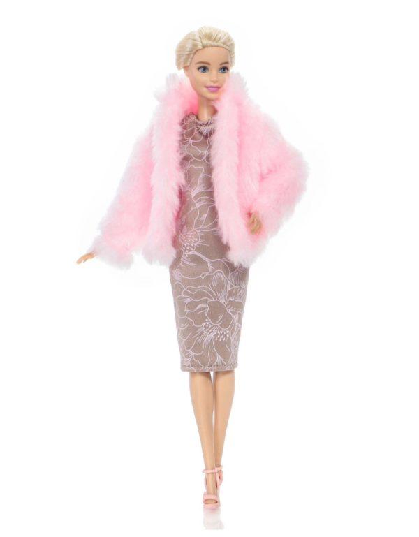 Coat for Barbie doll