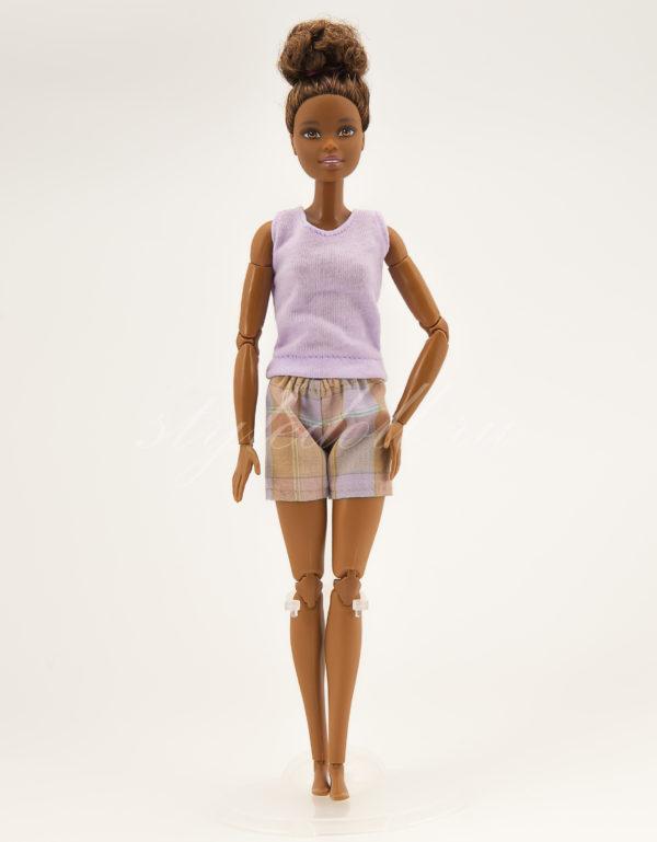 пижамка для Барби