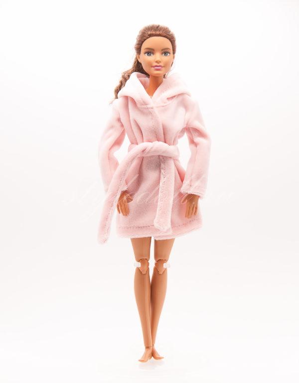 халат для куклы