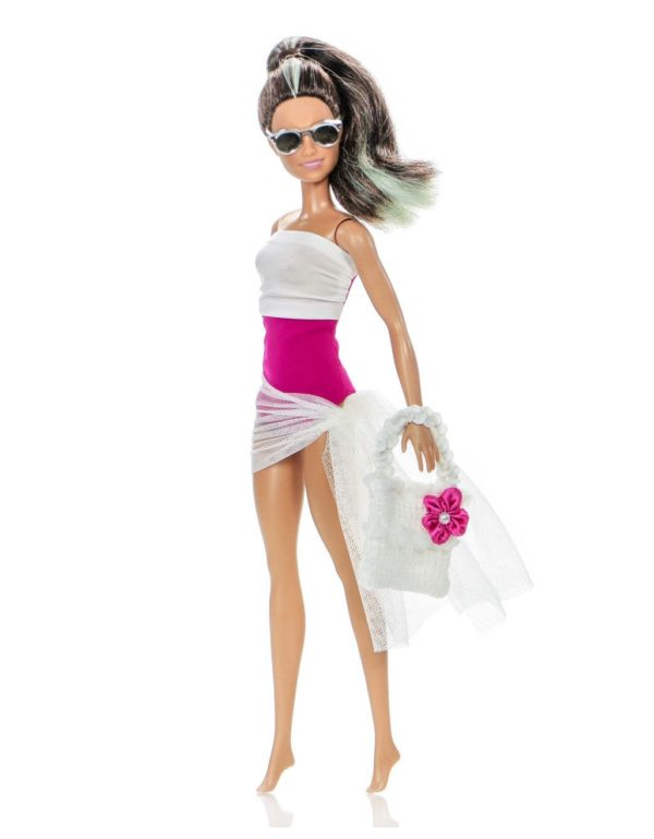 пляжная одежда для куклы