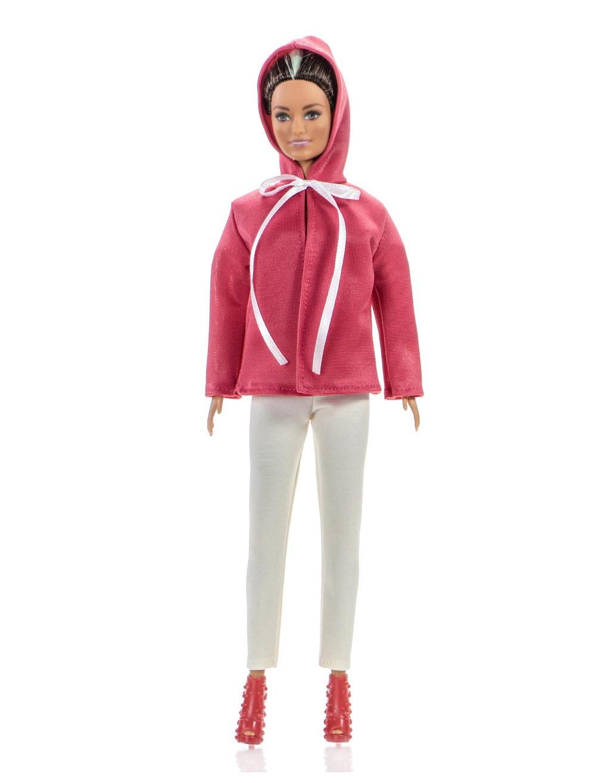 куртка для куклы Барби