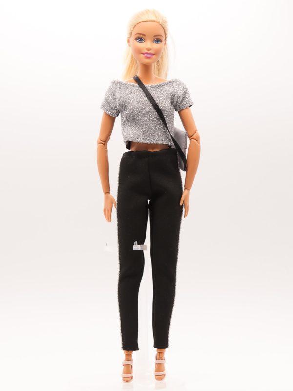топ и брюки для куклы