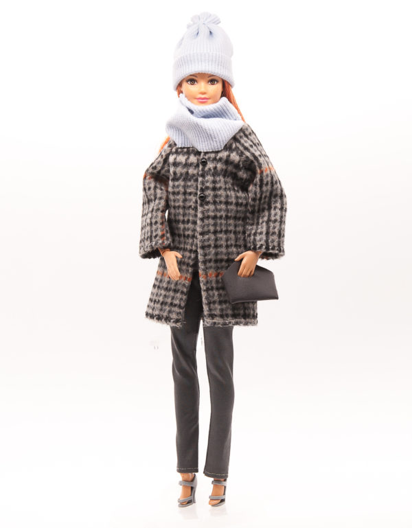 barbie winter outfit