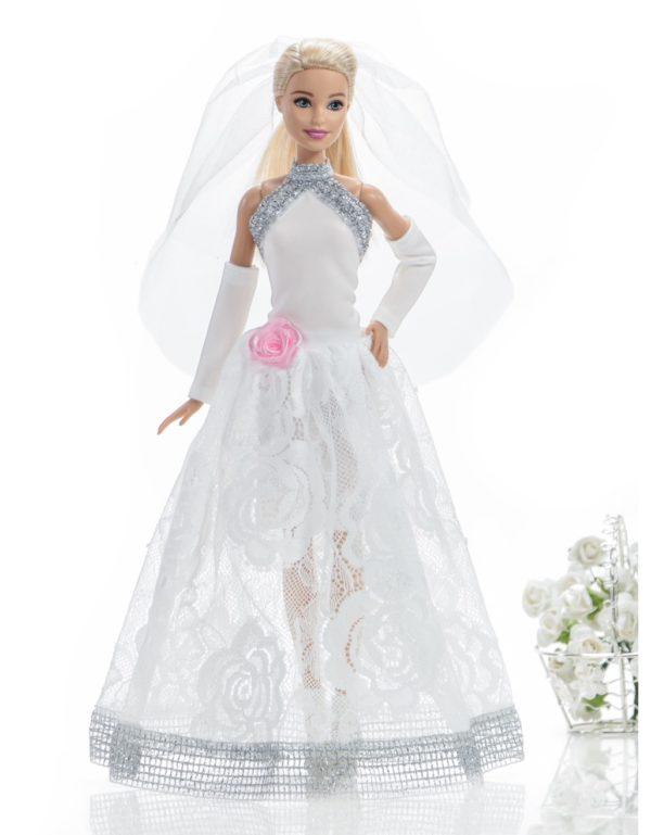 Барби-невеста