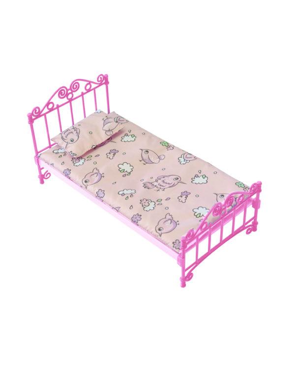 кроватка огонек