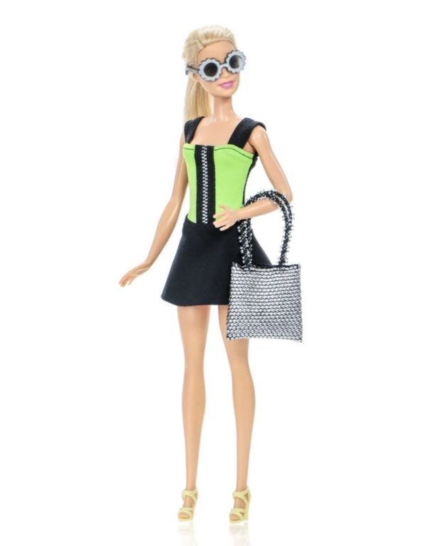 купальник для куклы Барби