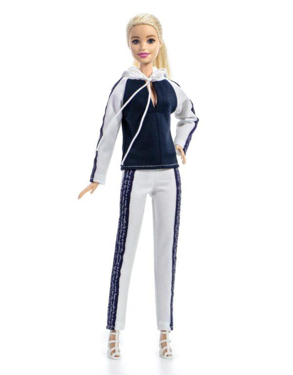 спорт костюм для куклы