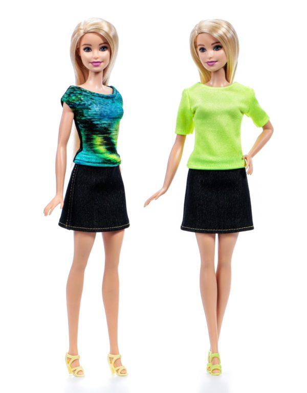 набор одежды Барби