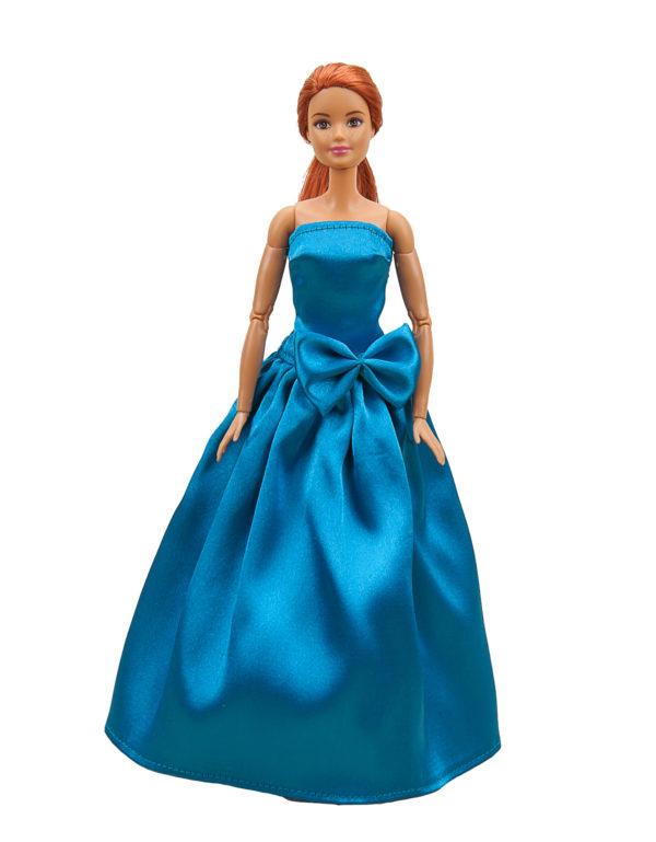 Красивое платье для куклы