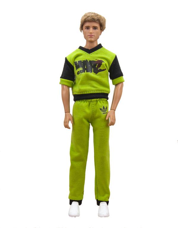 спортивный костюм для Кена