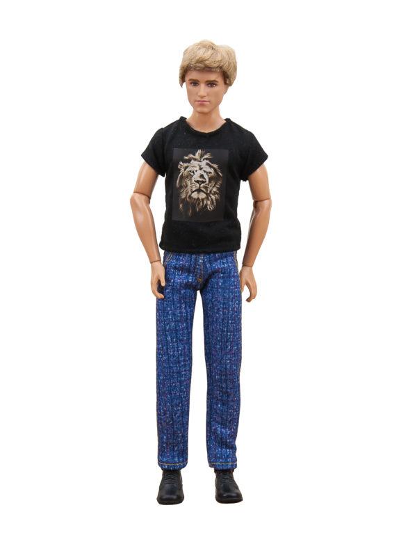 джинсы для Кена