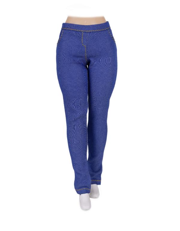 джинсы для куклы Пышки