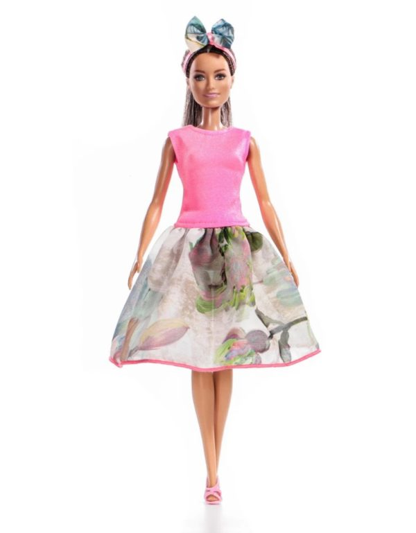платье для Barbie